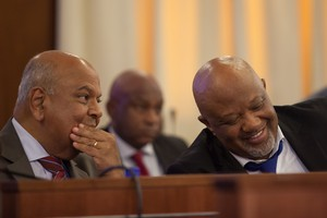 Pravin Gordhan briefs SCOPA