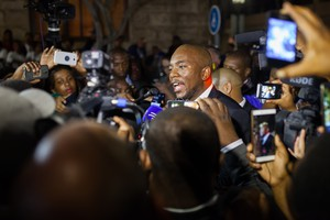 Photo of Mmusi Maimane