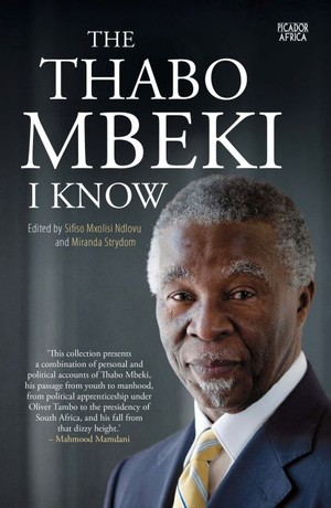 Image of front cover of The Thabo Mbeki I know