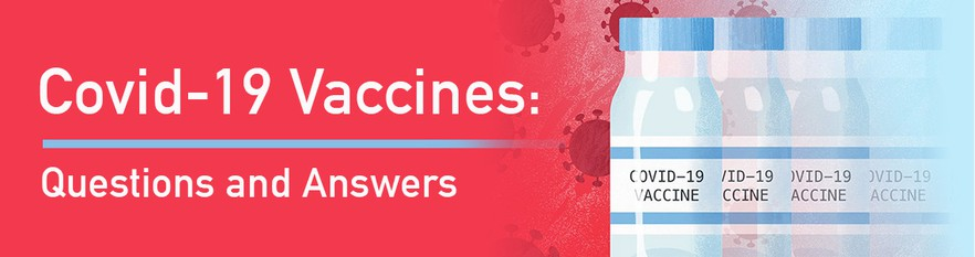 Covid-19 Vaccines: questions and answers