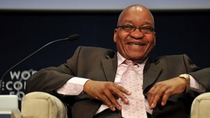 Photo of President Jacob Zuma