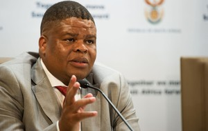 Photo of David Mahlobo