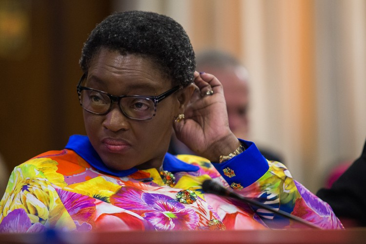 Photo of Bathabile Dlamini