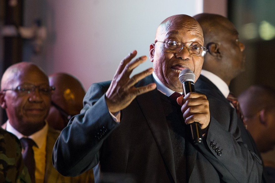 Photo of Jacob Zuma