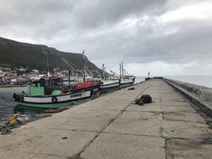 Photo of Kalk Bay harbour